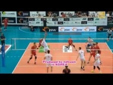TOP20 'No block' spike in Plusliga 2016/17