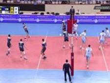 Pavel Kruglov huge spike (Moscow - Izmir)