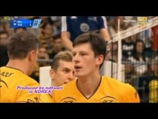 TOP30 quick spikes by middle-blockers in Plusliga 2016/17