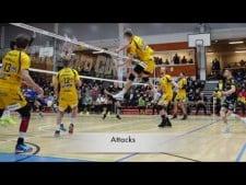 Eemeli Kouki in Finnish League 2016/17 play-offs
