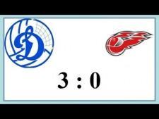 Dynamo LO - Fakel Novy Urengoi (Highlights)