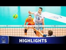 Dynamo Moscow - Arkas Spor Izmir (Highlights)