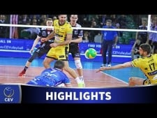 Modena Volley - Resovia Rzeszów (Highlights)