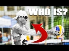 Guess The Player CHALLENGE #1 | Beach Volleyball World