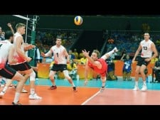 TOP 10 Double Dig | Best Volleyball Actions