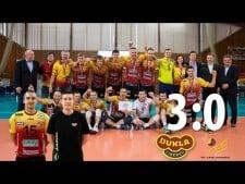 Dukla Liberec - VK CEZ Karlovarsko (Highlights)