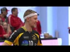 Eemeli Kouki in Finnish Championship finals