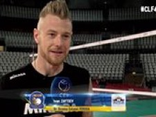 Ivan Zaytsev interview before Final Four in Rome