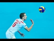 TOP 10 Best Volleyball Actions by Benjamin Toniutti