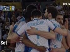 Berlin Volleys - Zenit Kazan (Highlights)