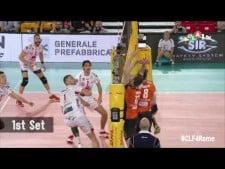 Lube Banca Macerata - Berlin Volleys (Highlights)