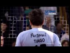 Tiago Barth in Argentinian Liga A1 2015/16