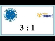 Sada Cruzeiro Vôlei - Funvic/Taubaté (Highlights)