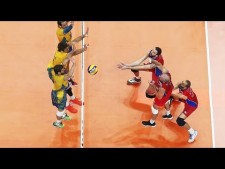 TOP 15 Attack Coverage | Best Volleyball Highlights