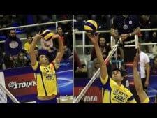 TOP10 Volleyball Actions - Nikola Zivanovic