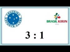 Sada Cruzeiro Vôlei - Brasil Kirin/Campinas (Highlights)