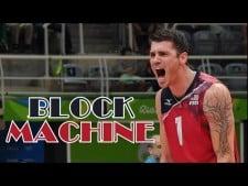 TOP 10 Volleyball Blocks Matt Anderson