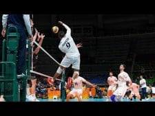 Best Actions by Earvin N'Gapeth in Modena Volley