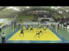 Mauri Kurppa in match Caransebes - Ploiesti