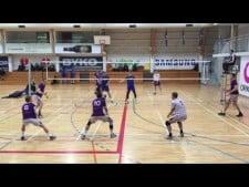 Garrett Minyard Volleyball Highlights