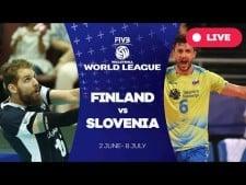 Finland - Slovenia (full match)