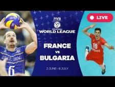 France - Bulgaria (full match)