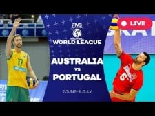 Australia - Portugal (full match)