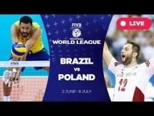 Brazil - Poland (full match)
