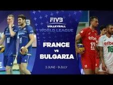 France - Bulgaria (short cut)