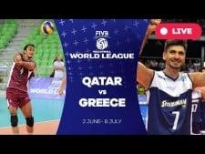Qatar - Greece (full match)