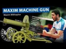 TOP 20 Best Volleyball Spikes by Maxim (Machine Gun)