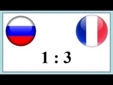Russia - France (Highlights)