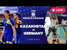 Kazakhstan - Germany (full match)