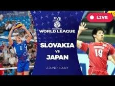 Slovakia - Japan (full match)