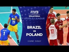 Brazil - Poland (Highlights)