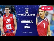 Serbia - USA (full match)