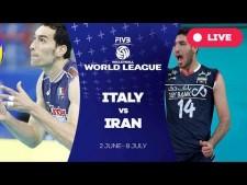 Italy - Iran (full match)