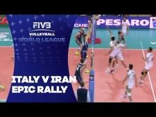 Long rally (Italy - Iran)