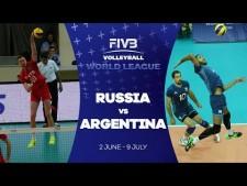 Russia - Argentina (short cut)