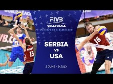 Serbia - USA (short cut)