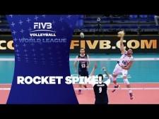 Filippo Lanza huge spike (Italy - Poland)