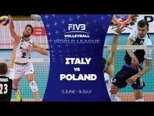 Italy - Poland (short cut)