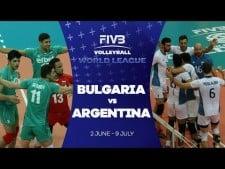 Bulgaria - Argentina (short cut)