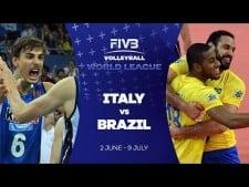 Italy - Brazil (short cut)
