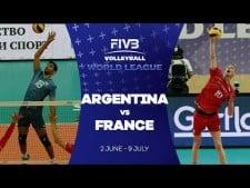Argentina - France (short cut)
