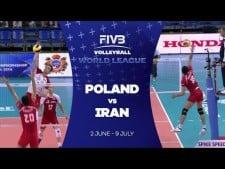 Poland - Iran (short cut)