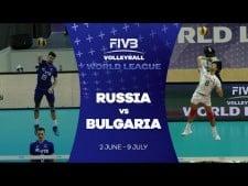 Russia - Bulgaria (short cut)