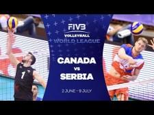 Canada - Serbia (short cut)
