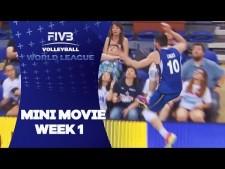 World League 2017 (Highlights, Week 1)