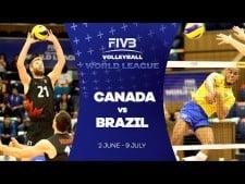 Canada - Brazil (short cut)